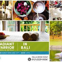 Radiant Warrior Retreat in Bali with Shama Kaur  Kundalini Yoga