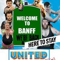 United Pro Wrestling Live in Banff