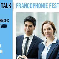 Corporate Talk  Francophonie Festival