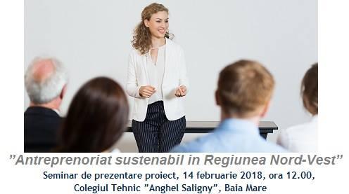Sesiune gratuita de informare 14 februarie 2018 Baia Mare