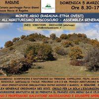 Escursione Monte Arso e Assemblea generale dei Soci