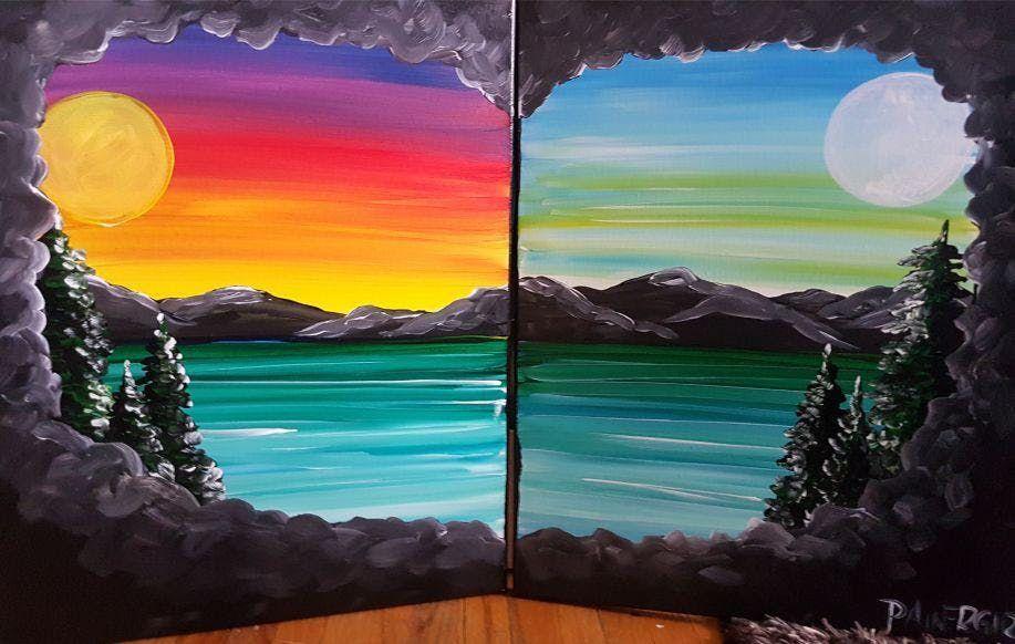 An Evening With PaintergirlCOUPLES EVENT Peekaboo Mountain
