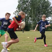Free Touch Rugby for Girls &amp Boys 8 to 11 year olds