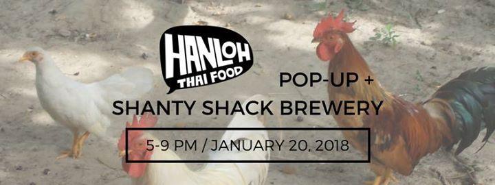 Thai Pop Up At Shanty Shack Santa Cruz
