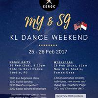 Ceroc KL Dance Party