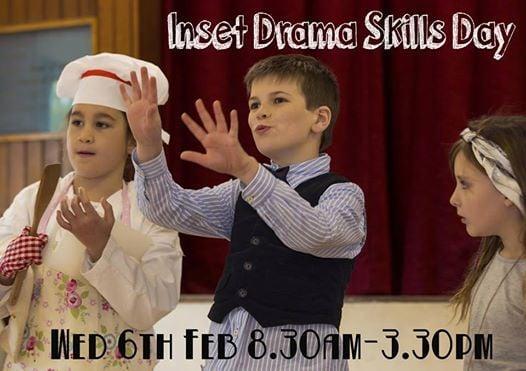 Drama Skills Inset Day