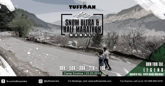 Tuffman Snow Ultra - Manali