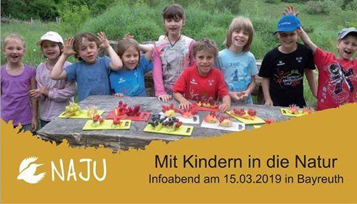 Mit Kindern in die Natur  Infoabend in Bayreuth