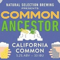 Natural Selection Brewing - Common Ancestor Beer Launch