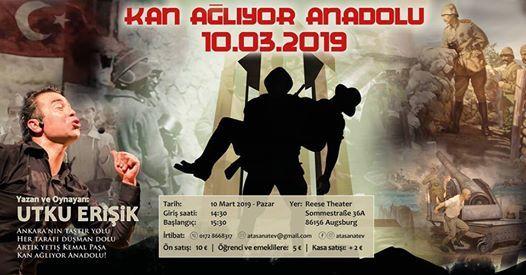 Kan Alyor Anadolu - Tiyatro Oyunu