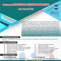 Workshop on&quotStructural Equation Modeling using Smart PLS&quot
