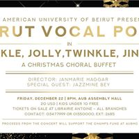 Sparkle Jolly Twinkle Jingley - A Christmas choral buffet