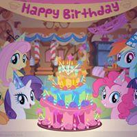 Karlas 7th Birthday