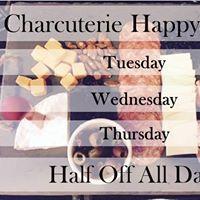 Charcuterie Happy Hour