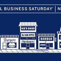 Small Business Saturday in Historic New Castle