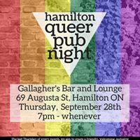 September Queer Pub Night