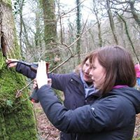 Woodland festival lectures at Bovey Valley Woods East Dartmoor