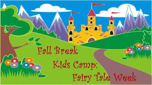 Fall break kids camp fairy tale week gilbert for Painting with a twist arizona