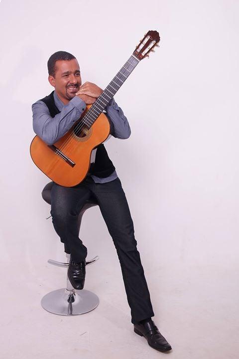 Violo Brasileiro Fabiano Chagas. Gast Kees Gelderblom