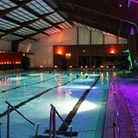 Candle-light-Schwimmen