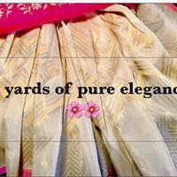 Exhibition of exclusive sarees    London 2017