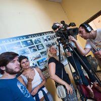 Projekcija filma sa kampa Interakcija 2016