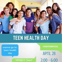 Teen Health Day