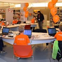 Coderdojo XL in Bibliotheek Woerden