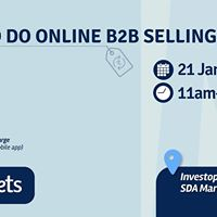 How to do online B2B Selling
