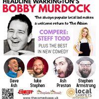 Comedy Night Headline Bobby Murdock
