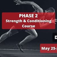Phase 2 Strength &amp Conditioning Course - Dublin Ireland