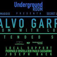 UndergroundRoom Presenta SALVO GARRO Extended Set From With Love
