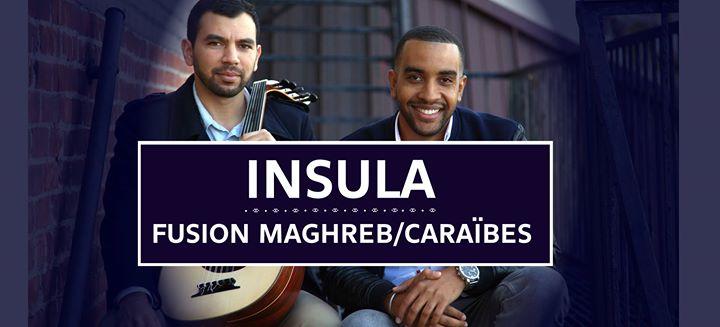 «insula», un mélange de jazz caribéen et de chaabi algérois