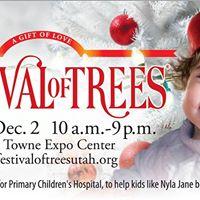 Festival of Trees Utah