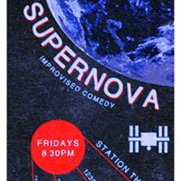 Supernova Gives Back feat Edward Odom of What Its Like Project