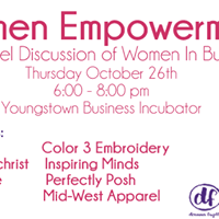 Women Empowerment A Panel Discussion of Women In Business