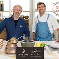 Byblos Guest Chef Series Dinner - Explore the World of Spices