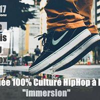 Immersion 100% Hip Hop