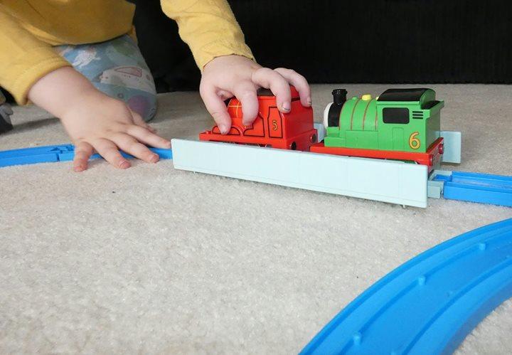 Trainmaster - Andover