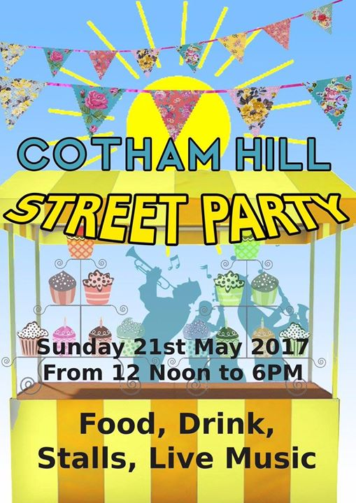 Cotham Hill Street Party 2017