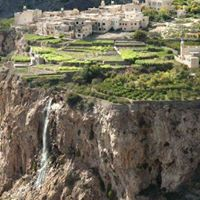 Up in the Hills of Jabal Akhdar