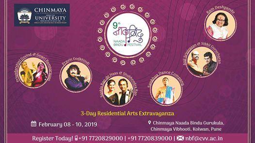 9th Naada Bindu Festival