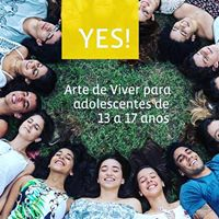 RJ - Rio de Janeiro - Curso YES Arte de Viver para adolescentes