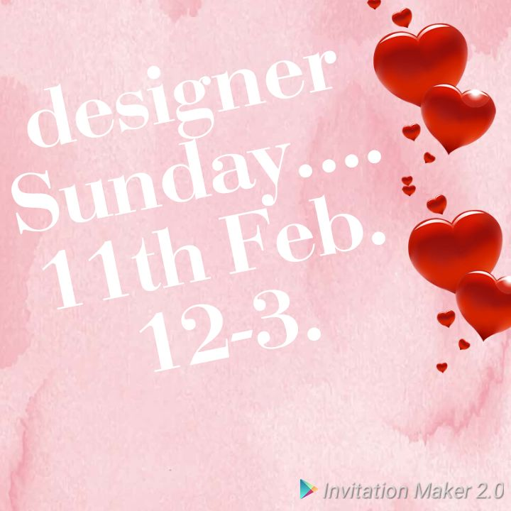 Designer sunday at british red cross shops liverpool designer sunday stopboris Images