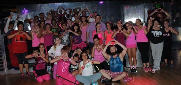 Friday Fitness in Da Club (ZIDC reunion)