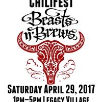 Erin Nicole Neal &amp The Chill Factors- Beast n Brews Festival