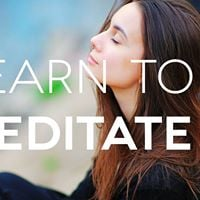 Learn to Meditate - a half day meditation course
