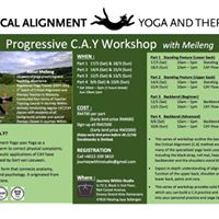 Progressive CAY Workshop with Meileng