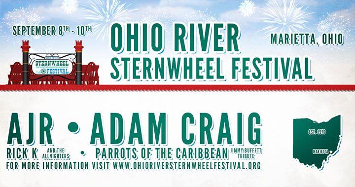 2017 Ohio River Sternwheel Festival