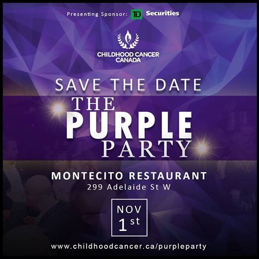 62b6f9b3a221 The Purple Party 2018 at Montecito Restaurant